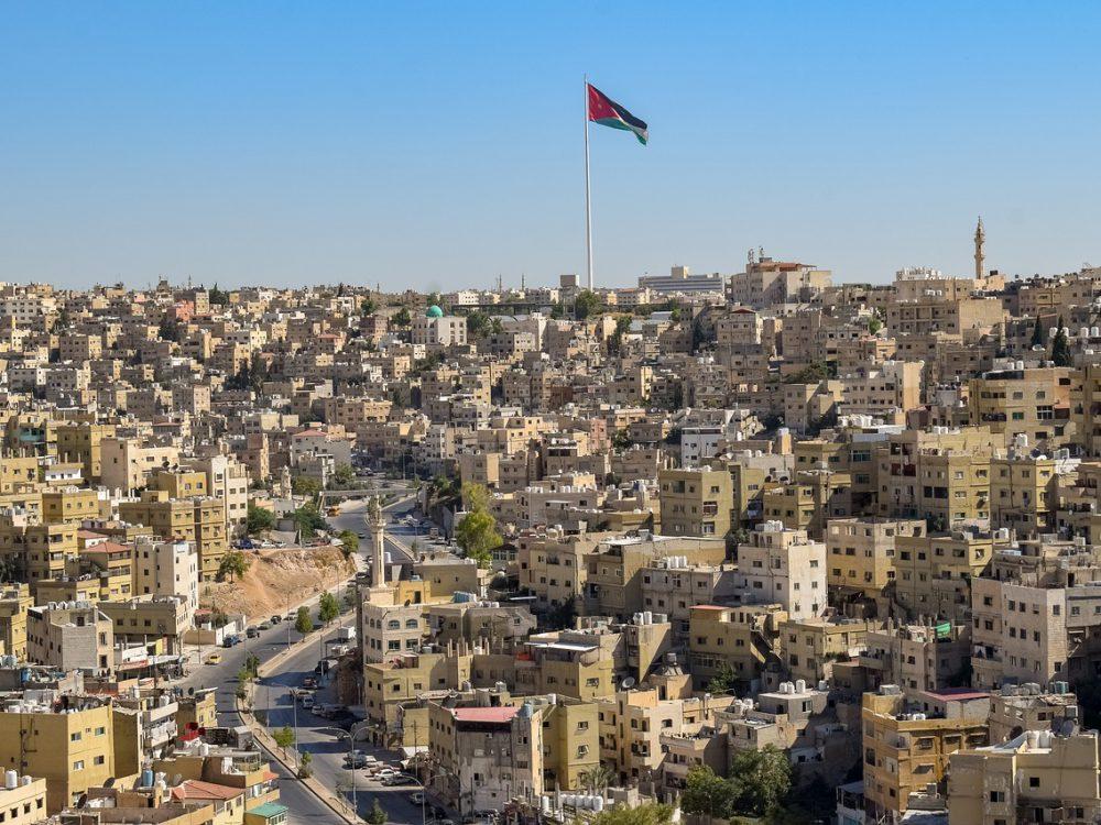 Aid Flows Information System: Jordan