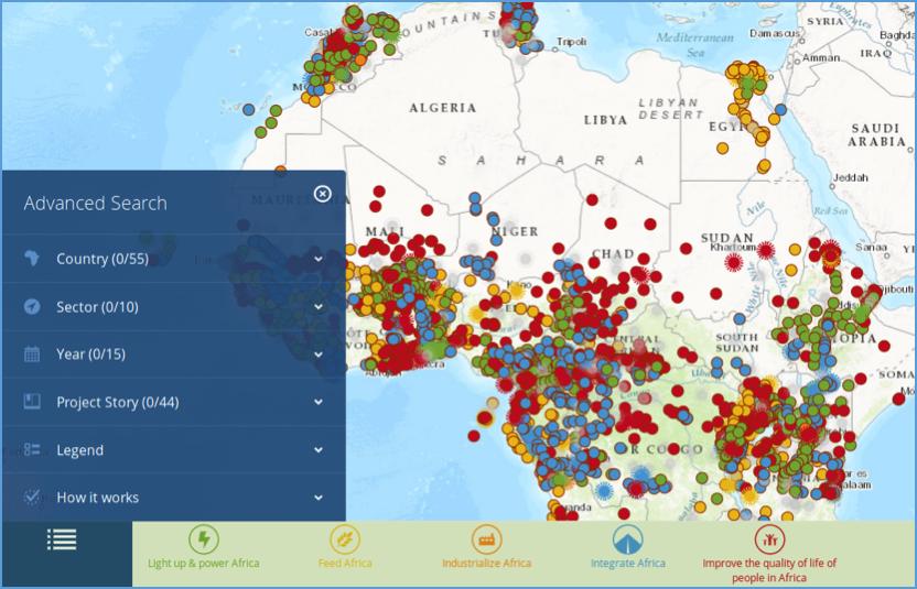 <p>MapAfrica 2.0</p>