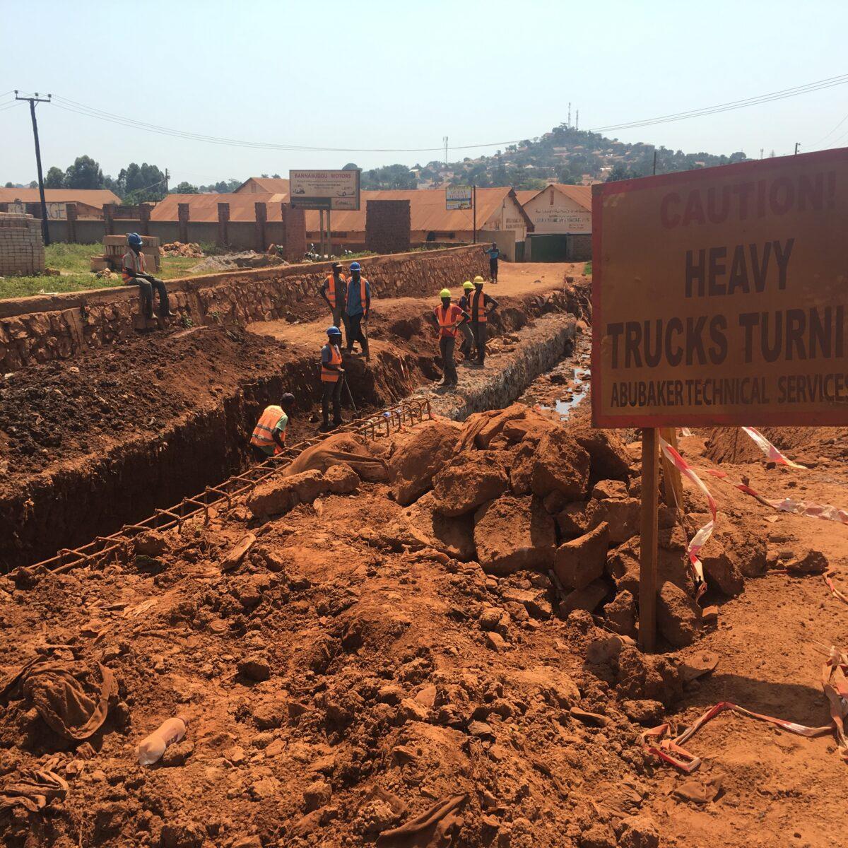 Road Contract in Uganda