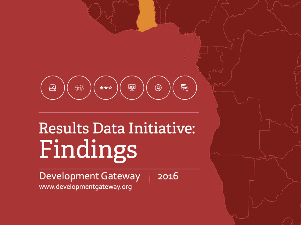 Results Data Initiative