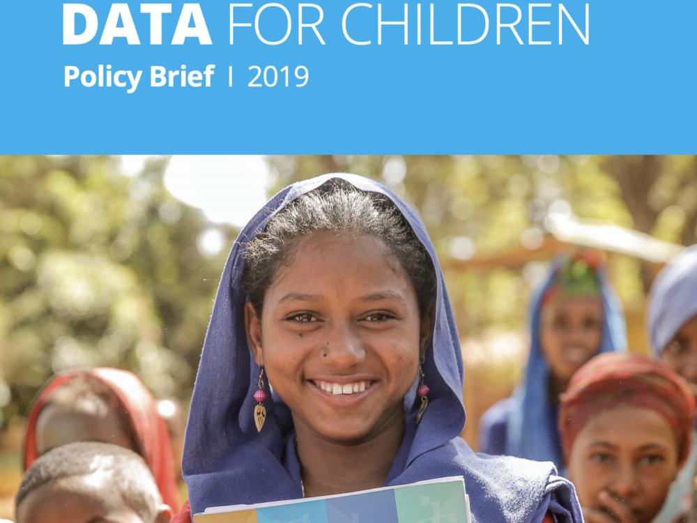 Data for Children Landscape Diagnostic Policy Brief: UNICEF Ethiopia