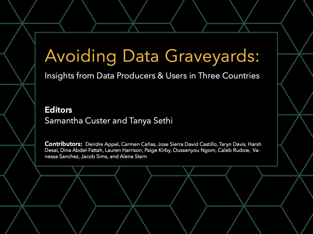 Avoiding Data Graveyards