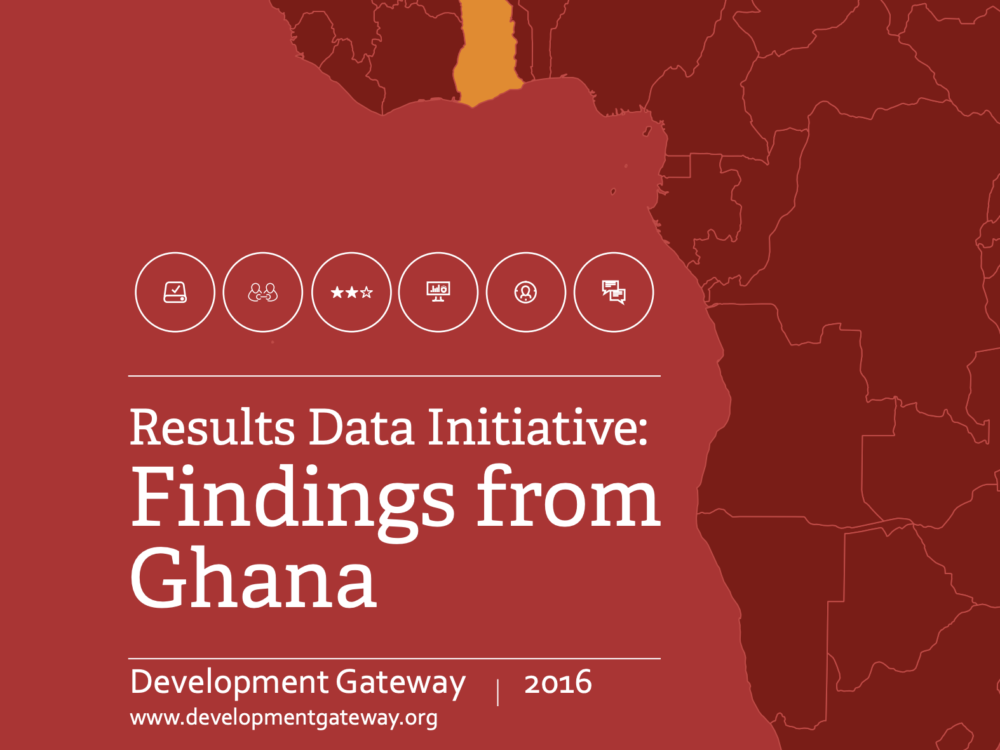 Results Data Initiative: Ghana