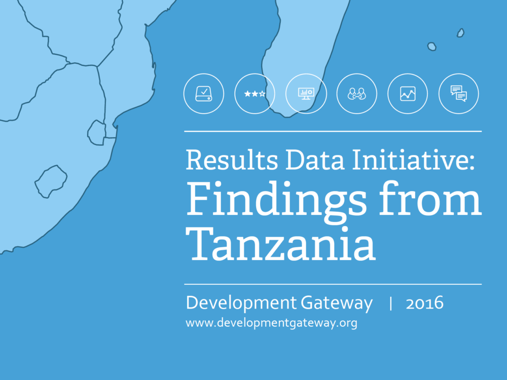 Results Data Initiative: Tanzania