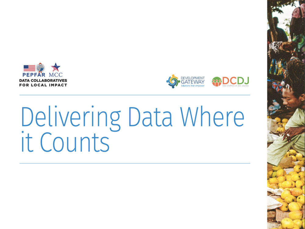 Delivering Data Where it Counts